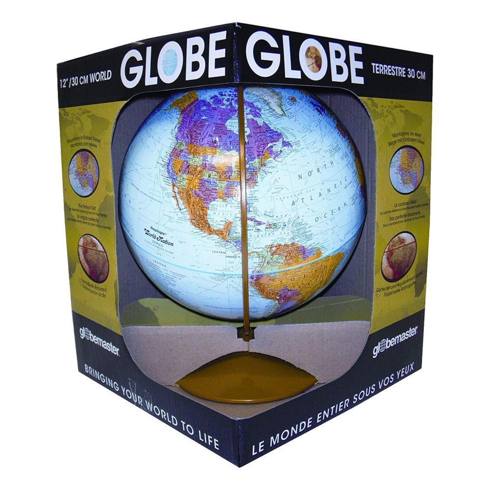 Replogle Explorer Globe In Display Box