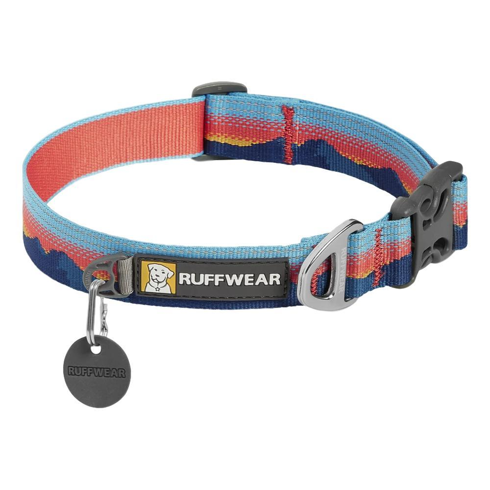 Ruffwear Crag Reflective Dog Collar - 11in-14in SUNSET