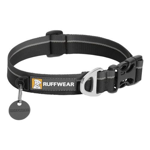 Ruffwear Hoopie Collar - 14in-20in Obsidian_blk