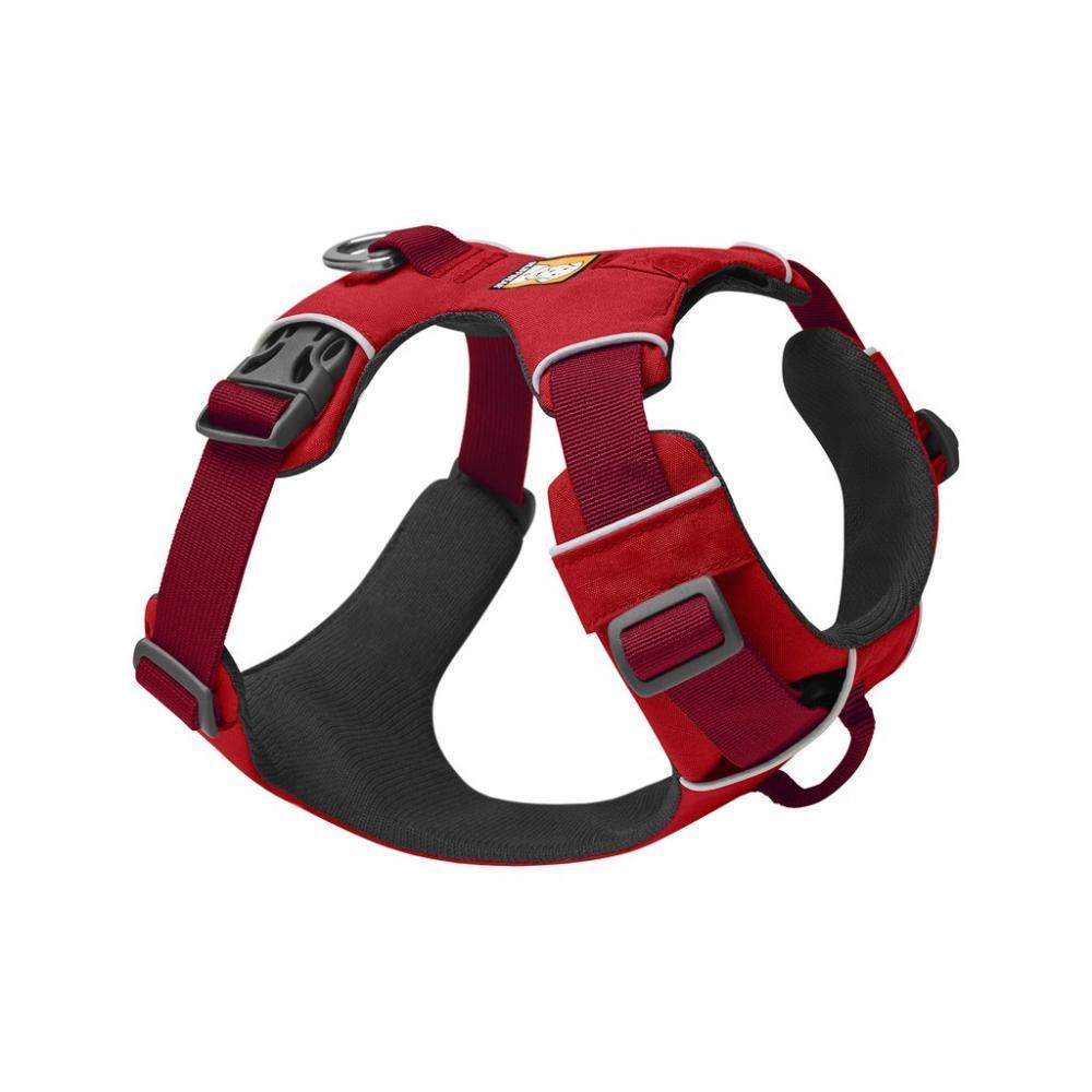 Ruffwear Front Range Harness - XSmall RED_SUMAC