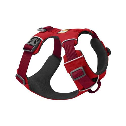 Ruffwear Front Range Harness - Large/XLarge Red_sumac