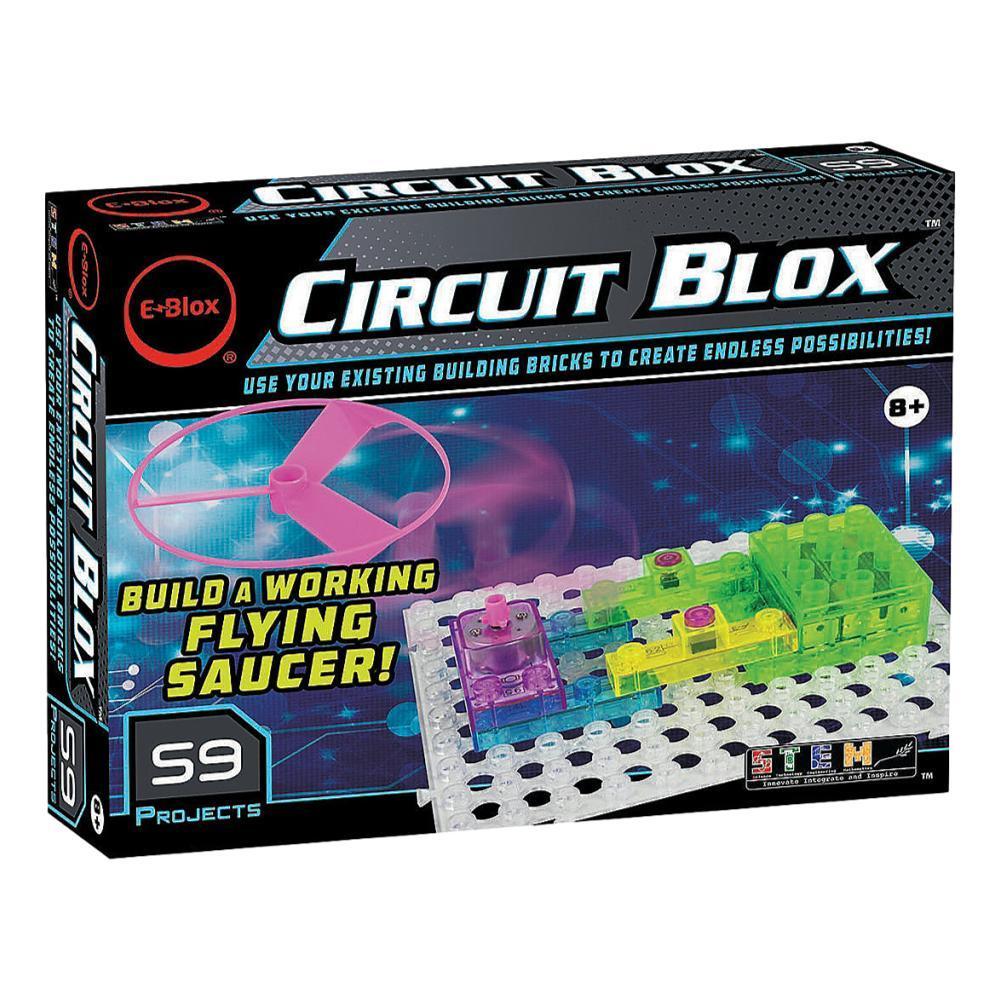 E- Blox Circuit Blox 59 Set