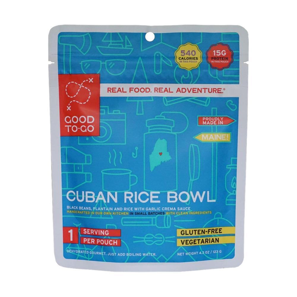 Good To- Go Cuban Rice Bowl