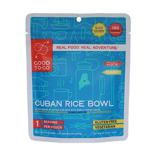 Good To-Go Cuban Rice Bowl