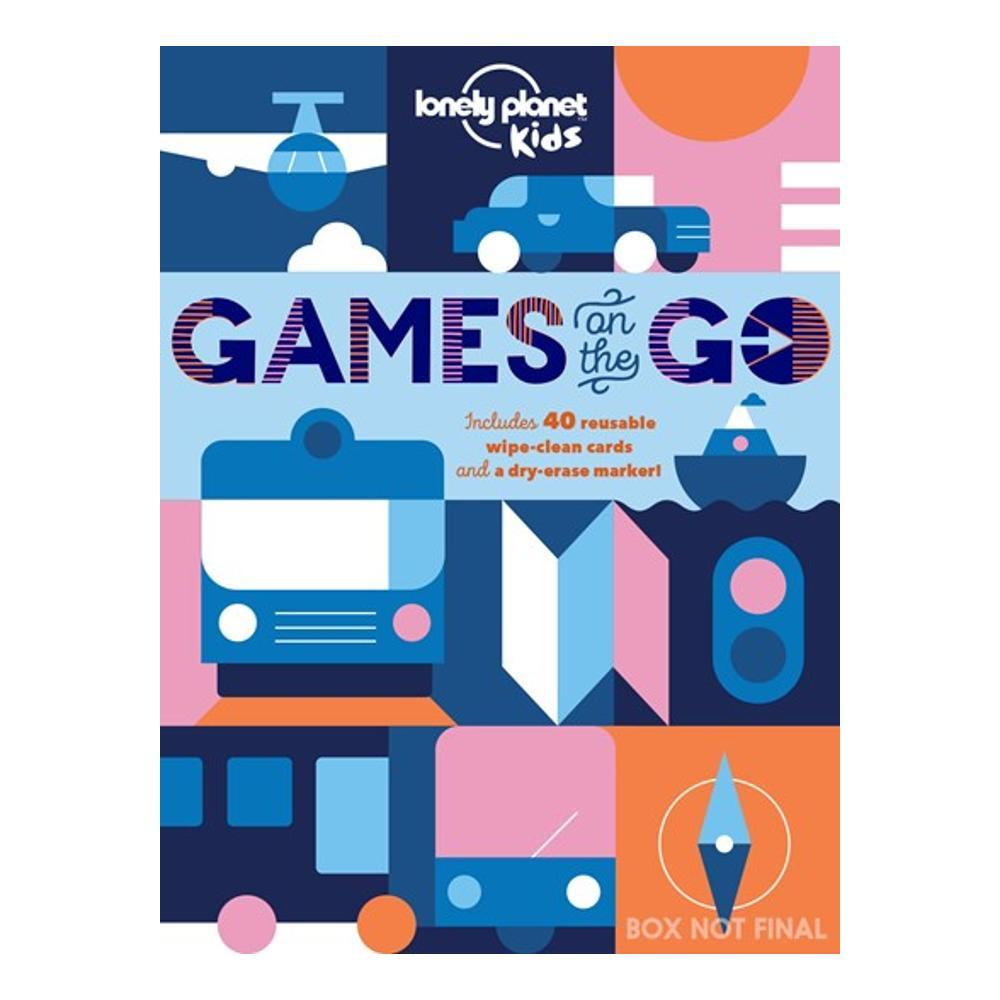 Games On The Go By Lonely Planet