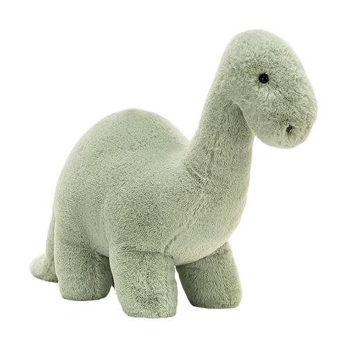 Jellycat Fossilly Brontosaurus Stuffed Animal