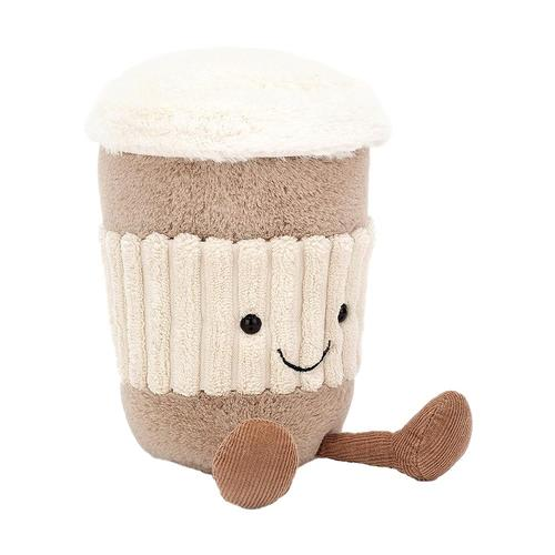 Jellycat Amuseable Coffee-To-Go Stuffed Animal