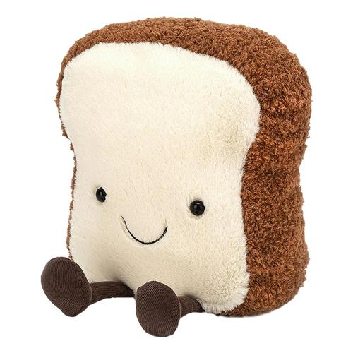Jellycat Amuseable Toast Stuffed Animal