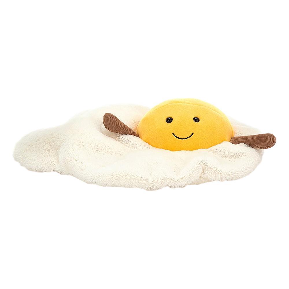 Jellycat Amuseable Fried Egg Stuffed Animal