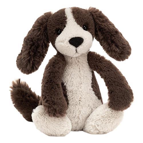 Jellycat Bashful Fudge Puppy Stuffed Animal