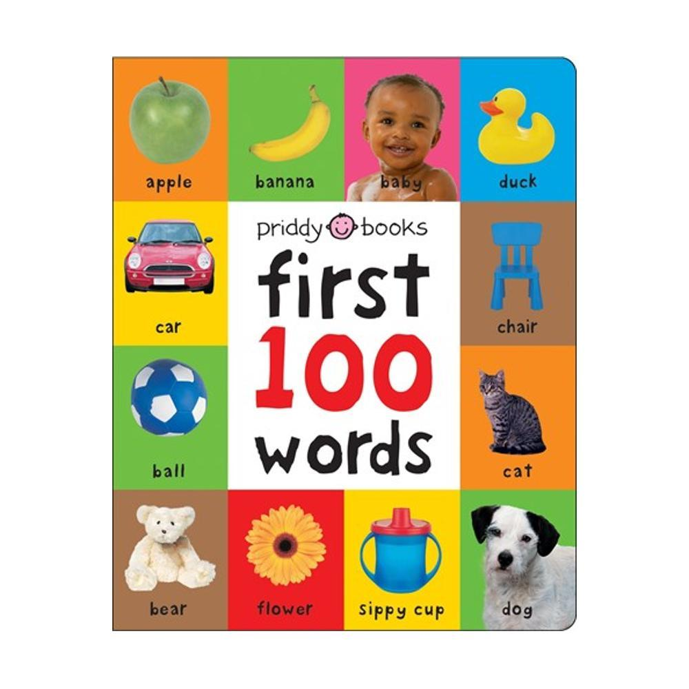 First 100 Words Padded (Large) By Roger Priddy