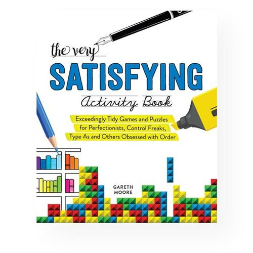 The Very Satisfying Activity Book by Gareth Moore