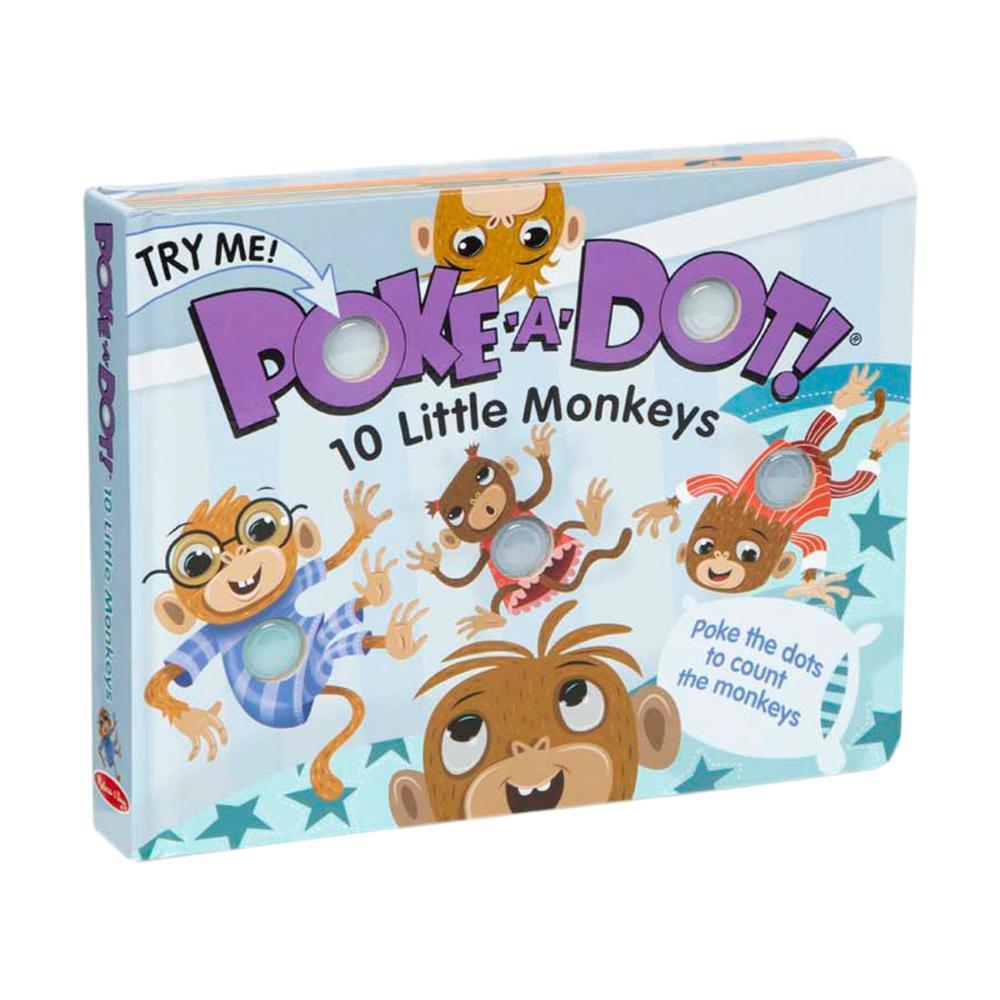 Melissa & Doug Poke- A- Dot : 10 Little Monkeys