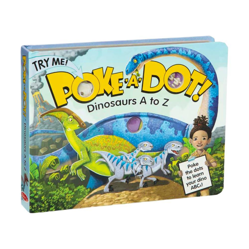 Melissa & Doug Poke- A- Dot : Dinosaurs A To Z