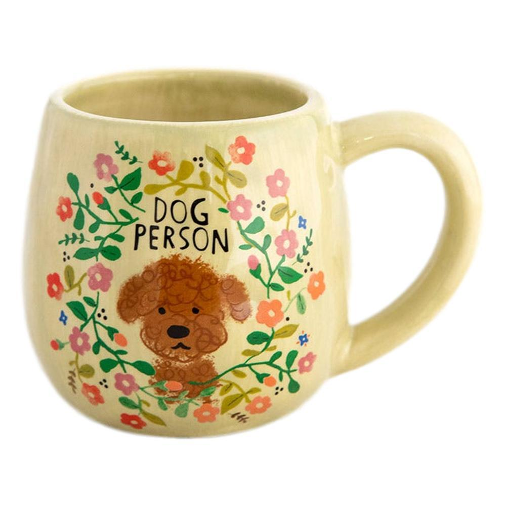 Natural Life Dog Person Happy Pet Mug