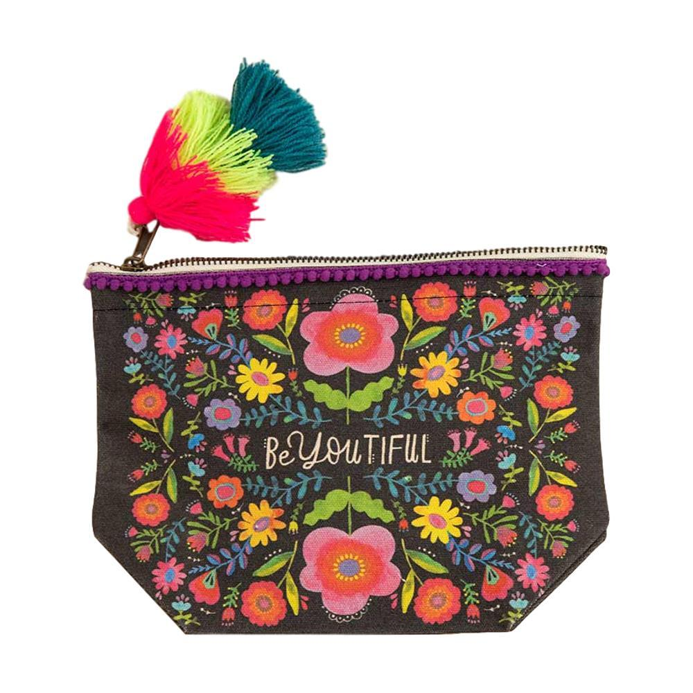 Natural Life Beyoutiful Canvas Pouch