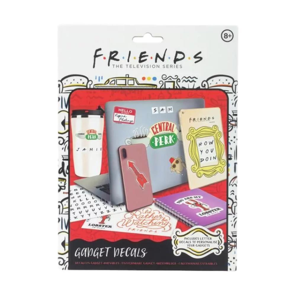 Paladone Friends Gadget Decals