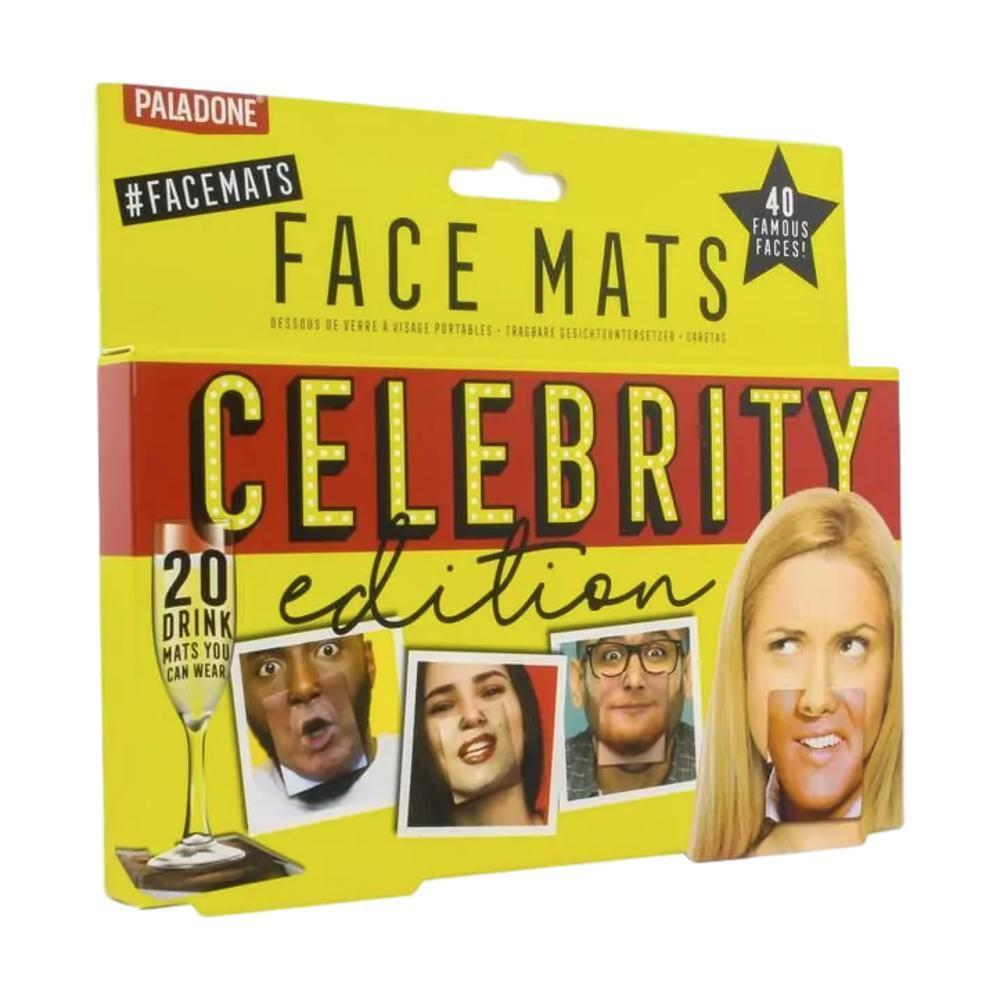 Paladone Celebrity Face Mats