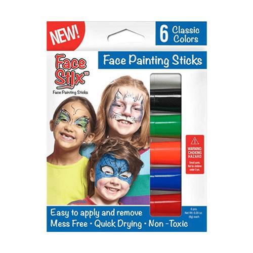 The Pencil Grip Face Paint Stix