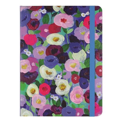 Peter Pauper Press Floral Fields Journal