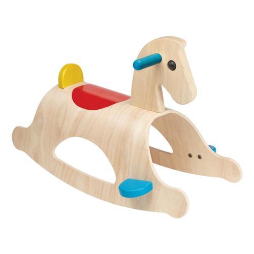 Plan Toys Palomino Rocking Horse