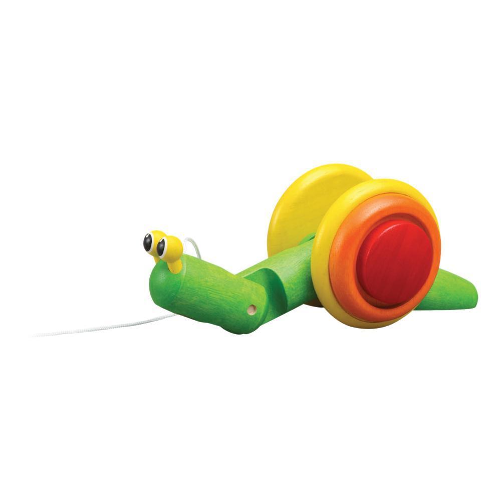 Plan Toys Pull- Along Snail