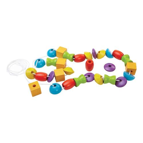 Plan Toys Lacing Beads
