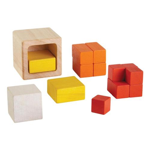 Plan Toys Fraction Cubes