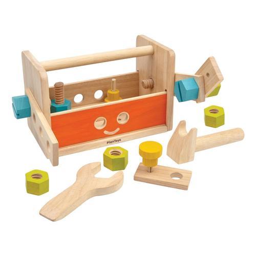 Plan Toys Robot Toolbox