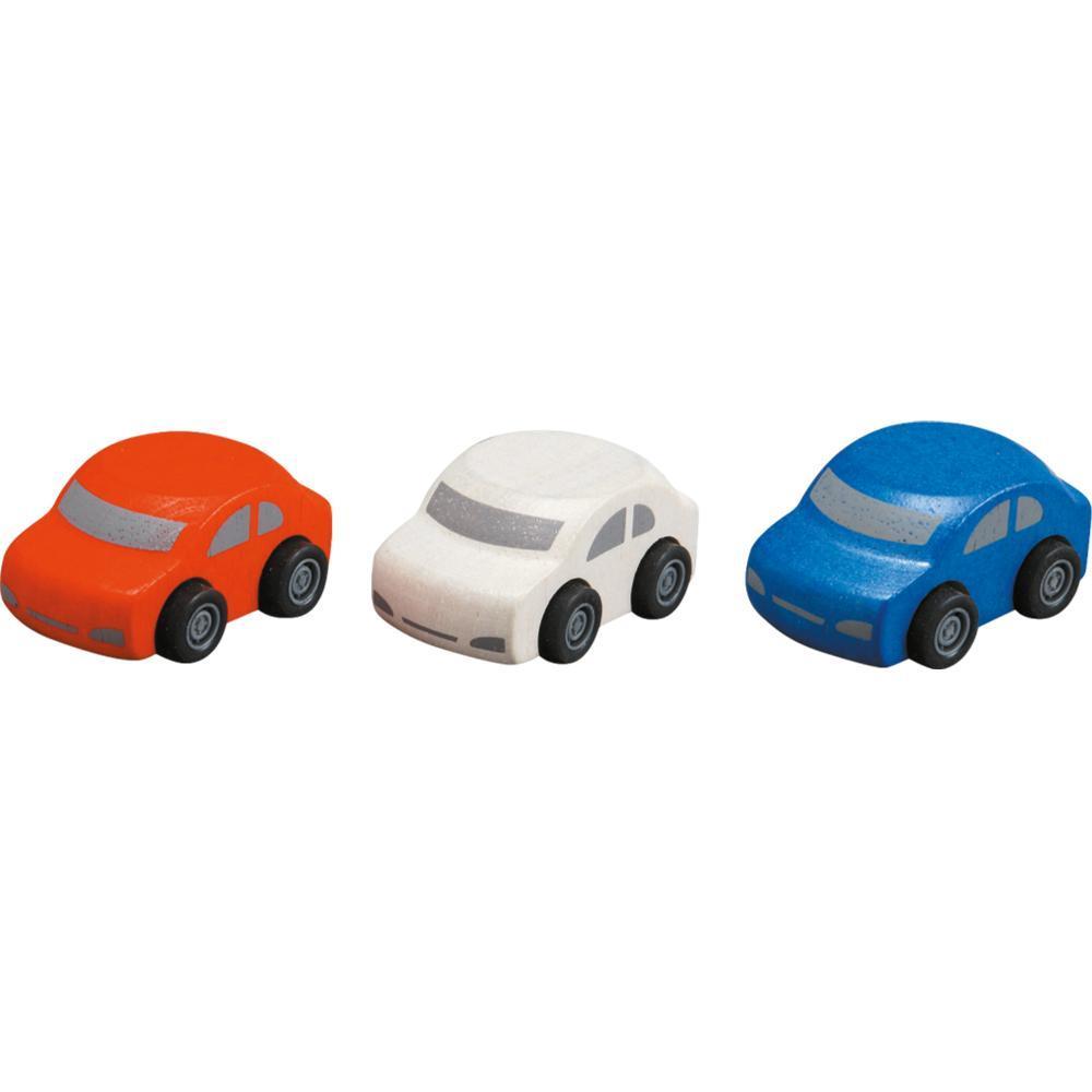 Plan Toys Family Cars