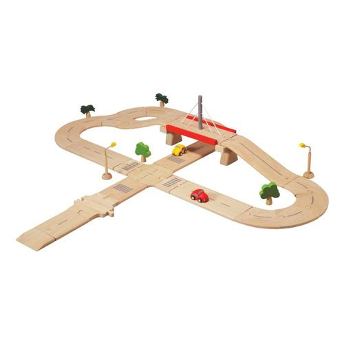 Plan Toys Road System Deluxe