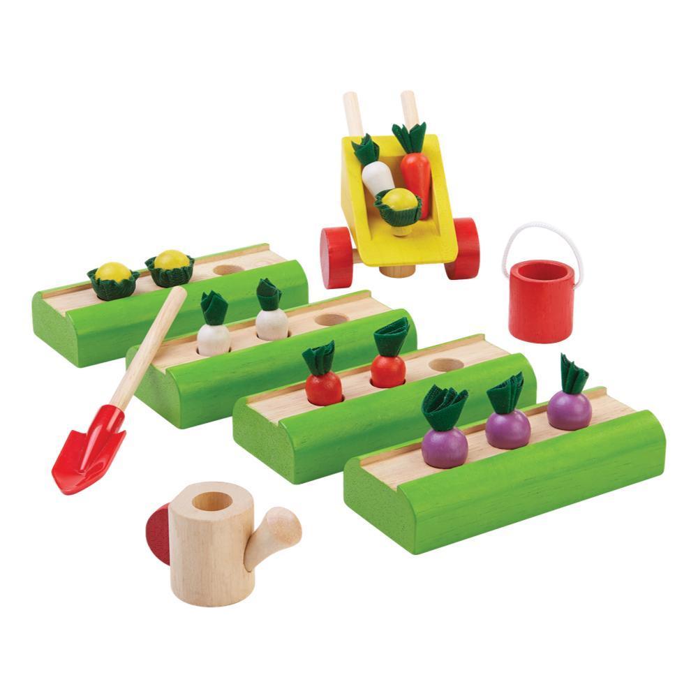 Plantoys Vegetable Garden