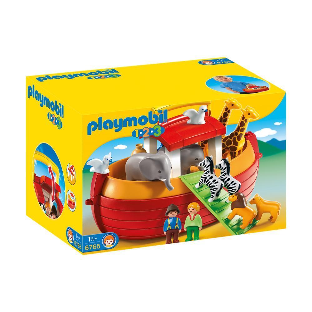 Playmobil My Take Along 1.2.3 Noah's Ark