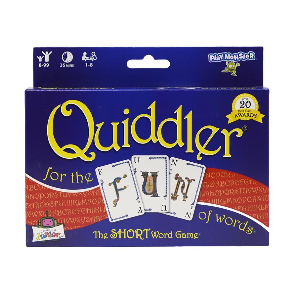 Playmonster Quiddler