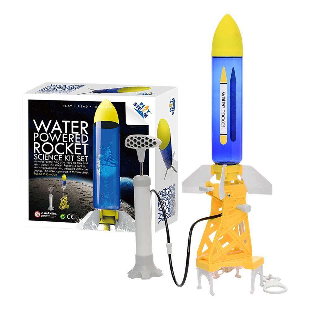 Playsteam Water Powered Rocket Science Kit