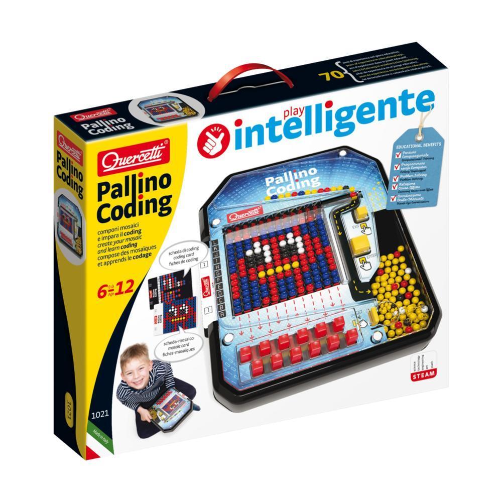 Quercetti Pallino Coding Game