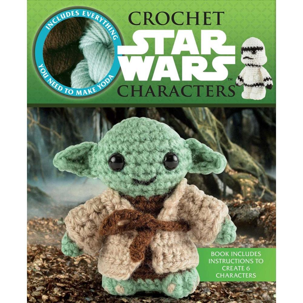 Crochet Star Wars Characters By Lucy Collin