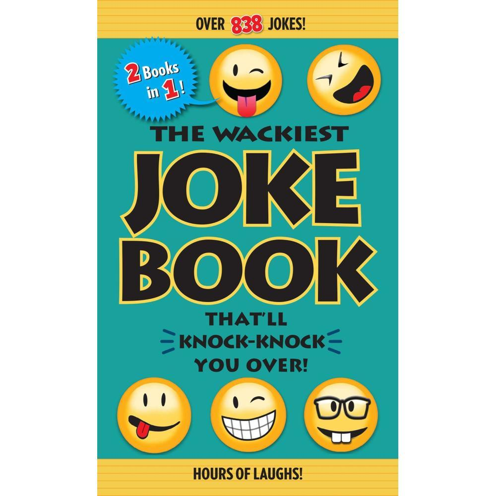 The Wackiest Joke Book That ' Ll Knock- Knock You Over! By The Editors Of Portable Press