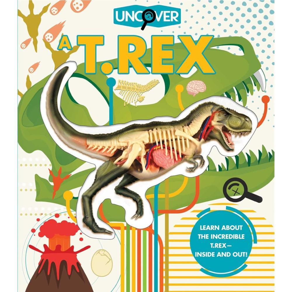 Uncover A T.Rex By Dennis Schatz