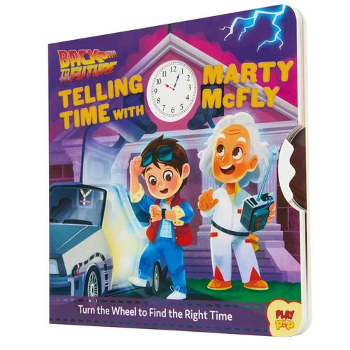 Back to the Future: Telling Time with Marty McFly