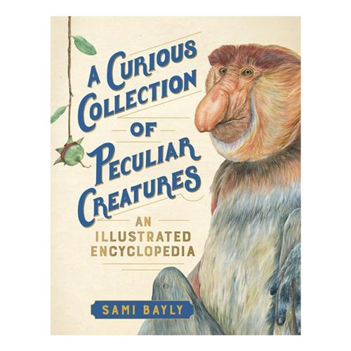 A Curious Collection of Peculiar Creatures: An Illustrated Encyclopedia by Sami Bayly