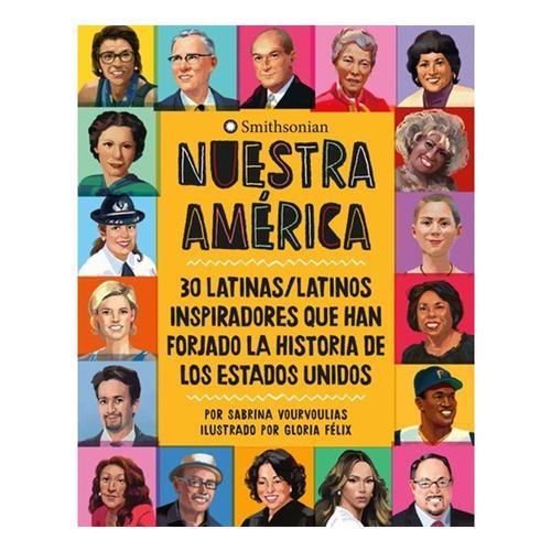 Nuestra America by Sabrina Vourvoulias