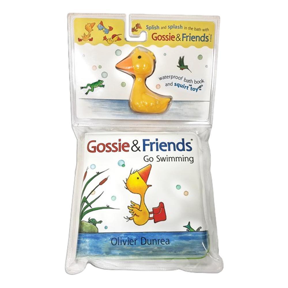 Gossie & Friends Go Swimming By Olivier Dunrea