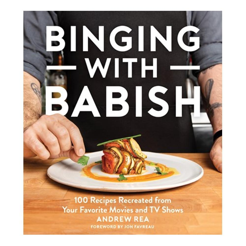 Binging With Babish By Andrew Rea And Jon Favreau