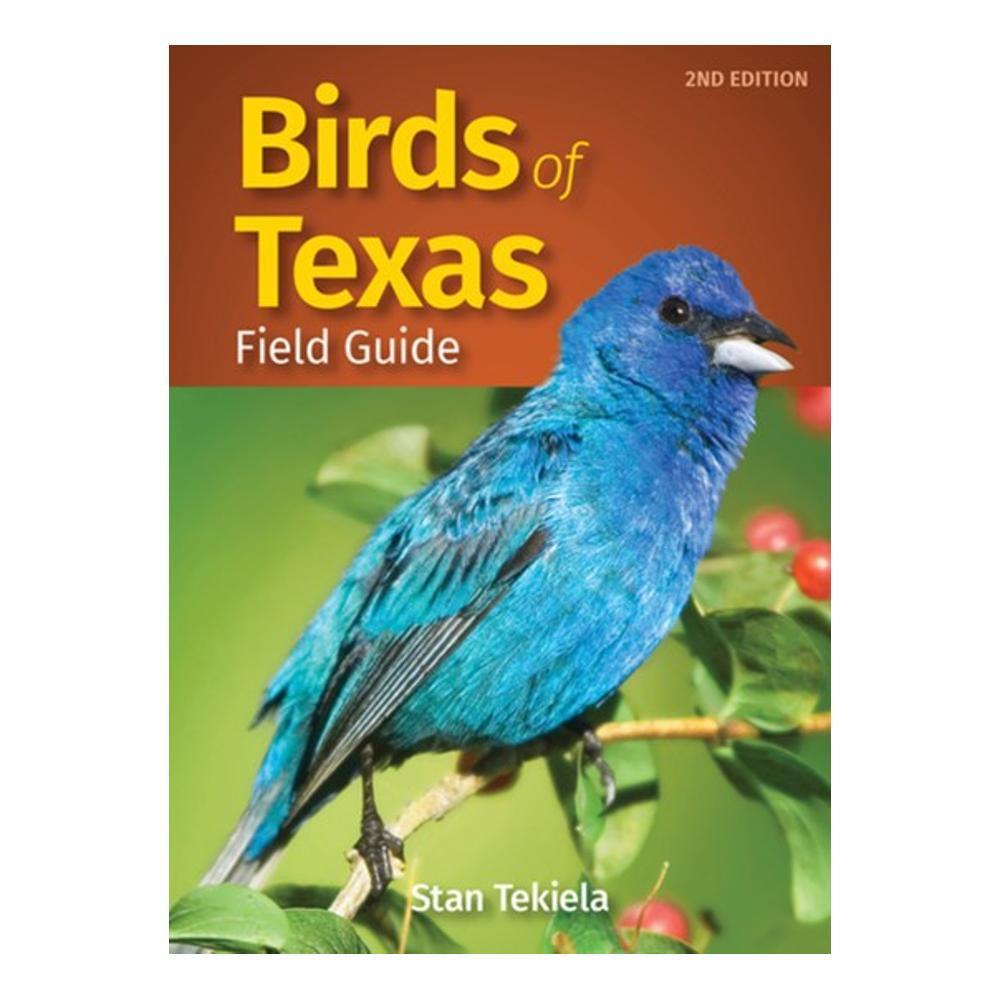 Birds Of Texas Field Guide By Stan Tekiela