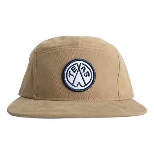 Tumbleweed Texstyles Texas TeePee Camper Hat Tan
