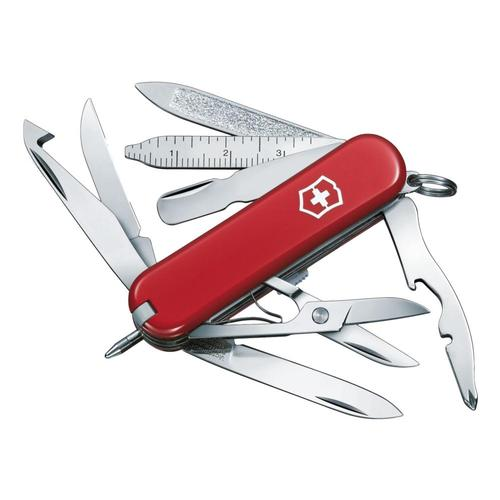 Victorinox - Swiss Army Brand MiniChamp Knife Red