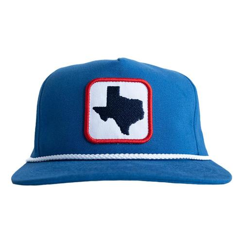 Tumbleweed Texstyles Texas Grandpa Rope Hat Royal
