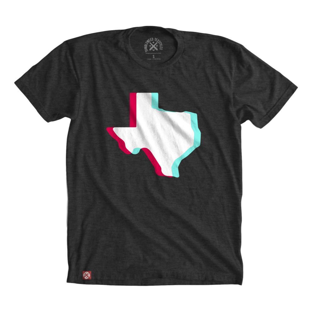 Tumbleweed Texstyles Unisex Tik Tex T-Shirt BLACK