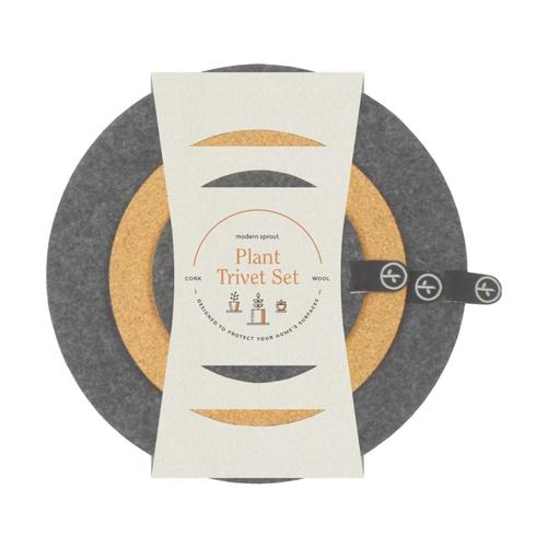 Modern Sprout Planter Trivets